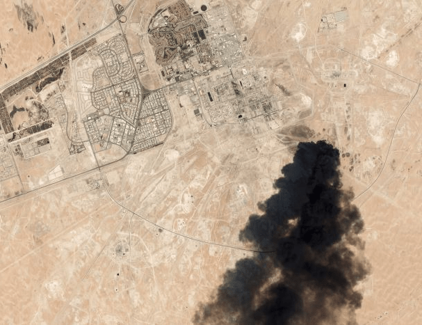 MyDefence Responds To Drone Attack On Aramco Infrastructure And Airspace Breach